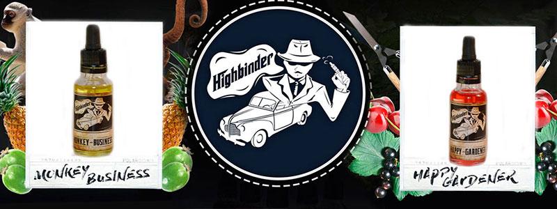 Highbinder жидкость для электронных сигарет